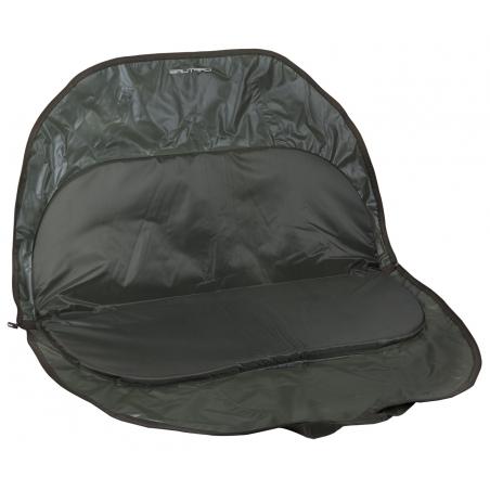 """Capture outdoor, Tapis de réception et pesée """"OvalPlus"""", 2 en 1, fermeture éclair de qualité, avec son sac, ..."""