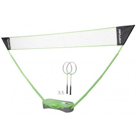 """Capture Outdoor, Set de badminton """"Poona BS-300"""", jouez au badminton en extérieur de manière amusante et facile, …"""